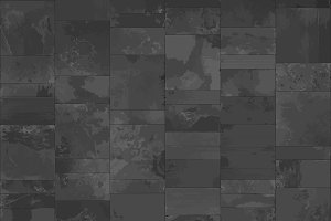 Slate tile texture, vector graphic