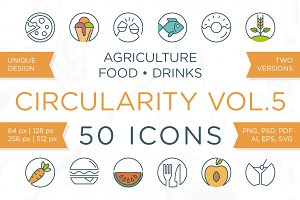 Circularity Icons Volume 5