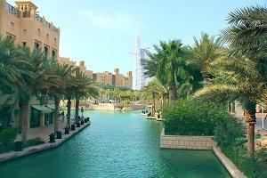 Madinat Jumeira in Dubai