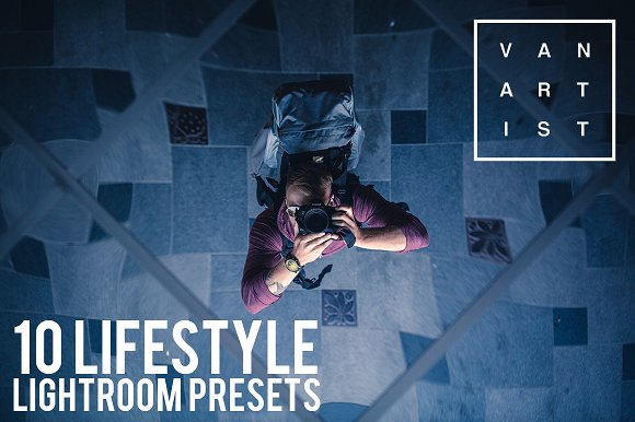 10 Lifestyle Lightroom Presets