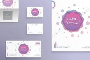 Print Pack | Summer Festival