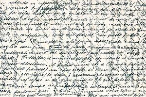 Vintage Handwritten Script