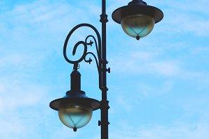 Elegant Street Lantern