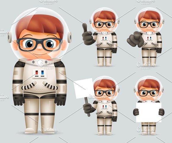 Boy Space Sci-fi