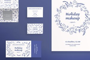 Print Pack | Holiday Makeup