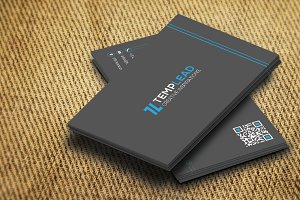 Corporate Business Card SE0233