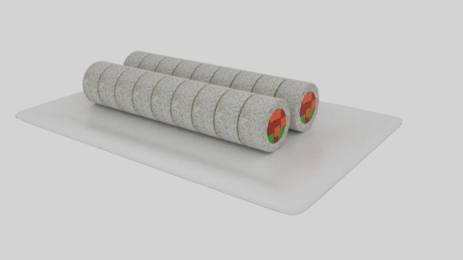 Rice Roll Sushi