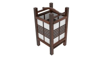 Kaigan Japanese Lamp