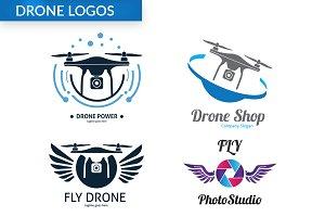 Bundle Drone Logos
