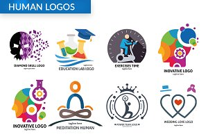 Bundle Human Logos
