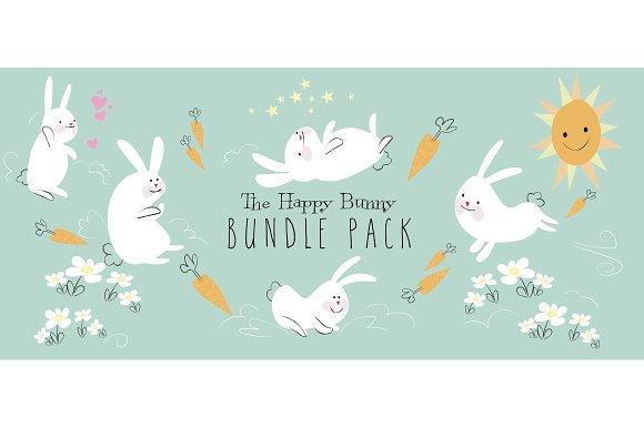 The Happy Bunny Bundle