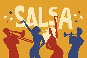 It's Salsa Time!
