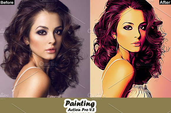 Painting Action Pro V2