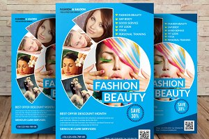 Beauty Flyer