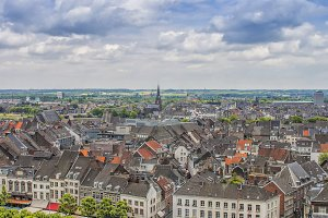 Maastricht in the Netherlands