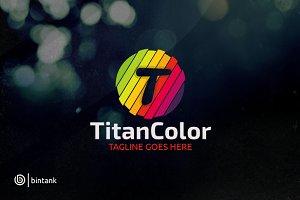 Letter T Company Logo
