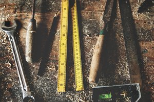 Tools for woodworks