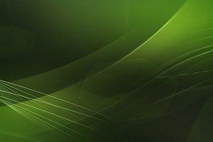 Green Lines Wallpaper