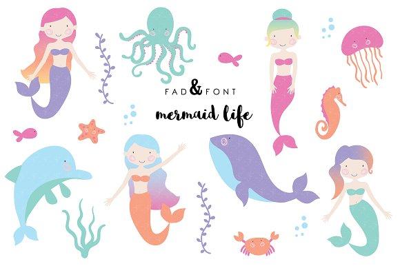 Mermaid Life Bundle