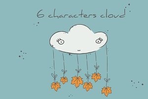 6 characters cloud