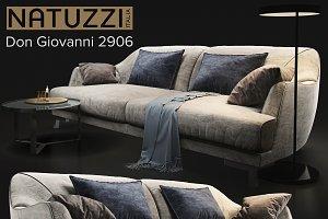 Sofa_natuzzi_Don Giovanni 2906