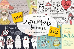 Animals Super Bundle