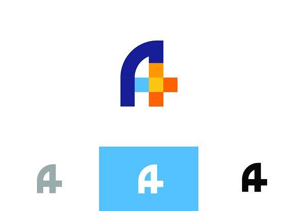 Abstract A Logo