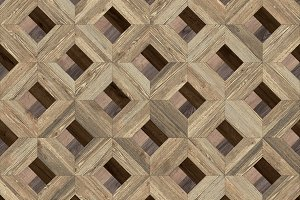 Seamless parquet wood natural france classic pattern