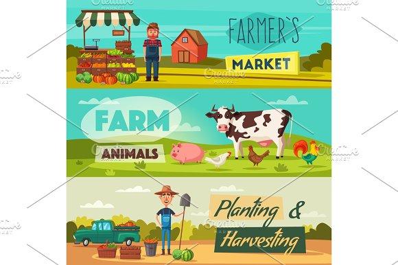 Farm Banners