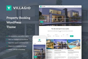 Villagio - Property Rental Theme