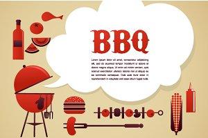 BBQ vector set