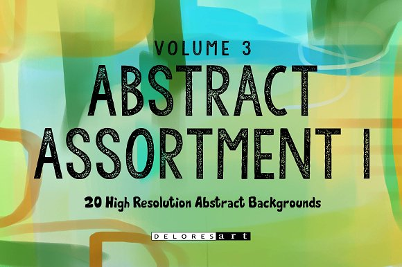Abstract Assortment 1