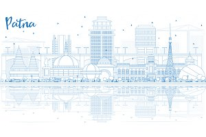 Outline Patna Skyline