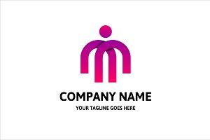 M people logo