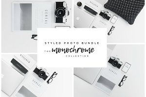 MONOCHROME | Styled Stock Photos