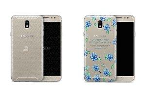 GalaxyJ7 Pro 2017 UV TPU Clear Case