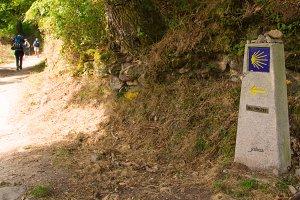 Camino de santiago waymark