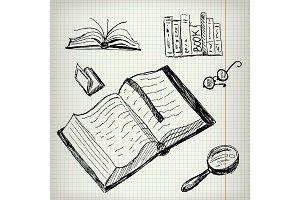 Doodle Books Set