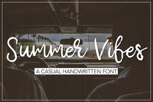 Summer Vibes Script