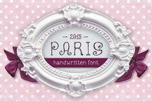 LilaParis Typeface