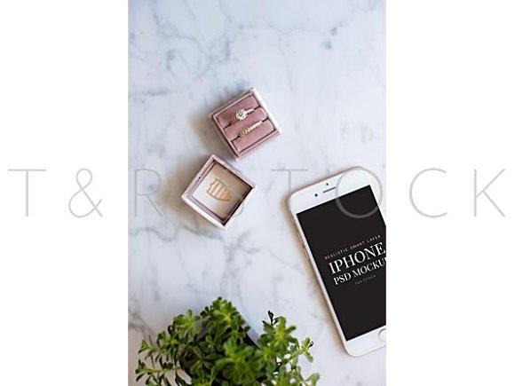 IPhone Mockup Wedding Business