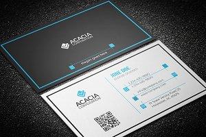 Cru Business Card