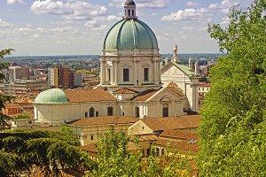Catedrale of Brescia, Italy