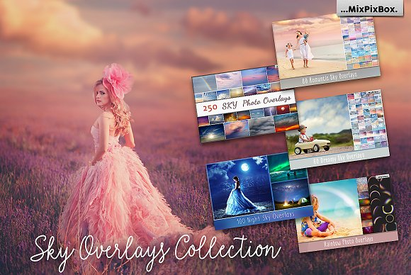 Sky Overlays Collection