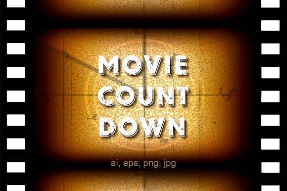 Old Movie Countdown