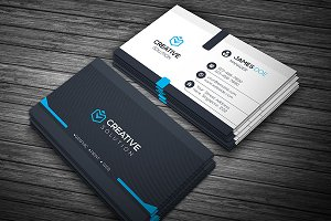 Creative Solution Business Card