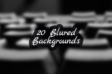 Blured Backgrounds