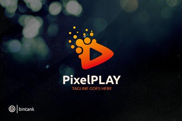 Pixel Play Logo