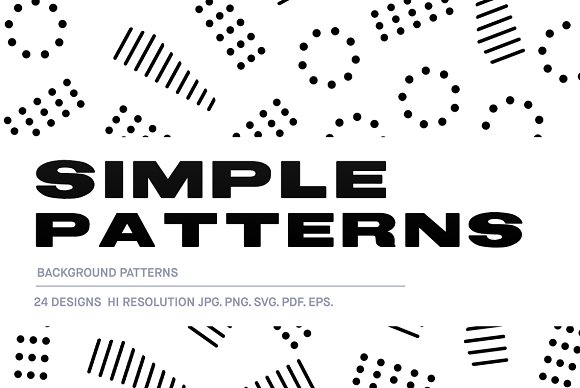 Simple Patterns