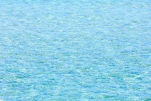Sea water background.
